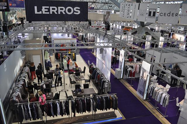 Выставка поставщиков мужской одежды