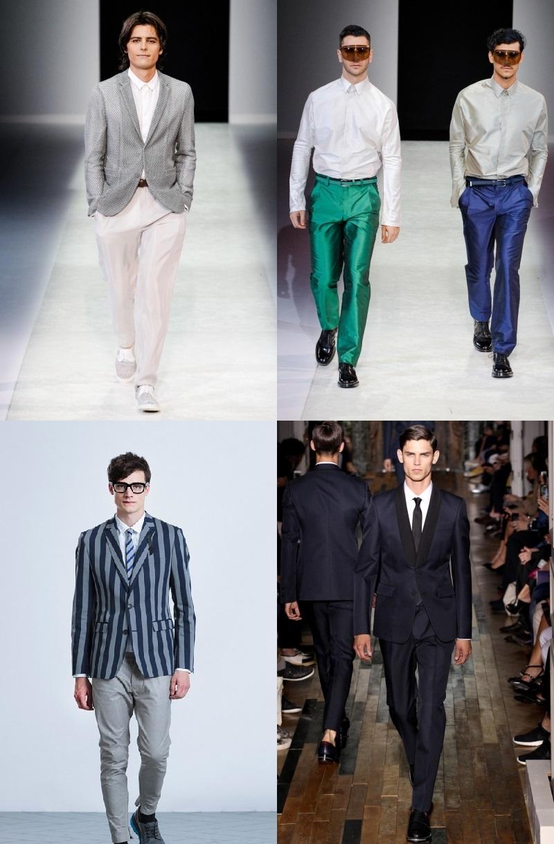 Мужская мода 2014 - мужские рубашки