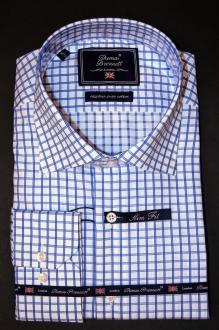 9c27736e0b9 Итальянские мужские рубашки и галстуки Thomas Brennett
